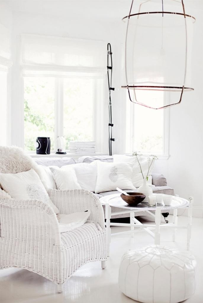 All White Living Room Decor Beautiful 15 Serene All White Living Room Design Ideas Rilane