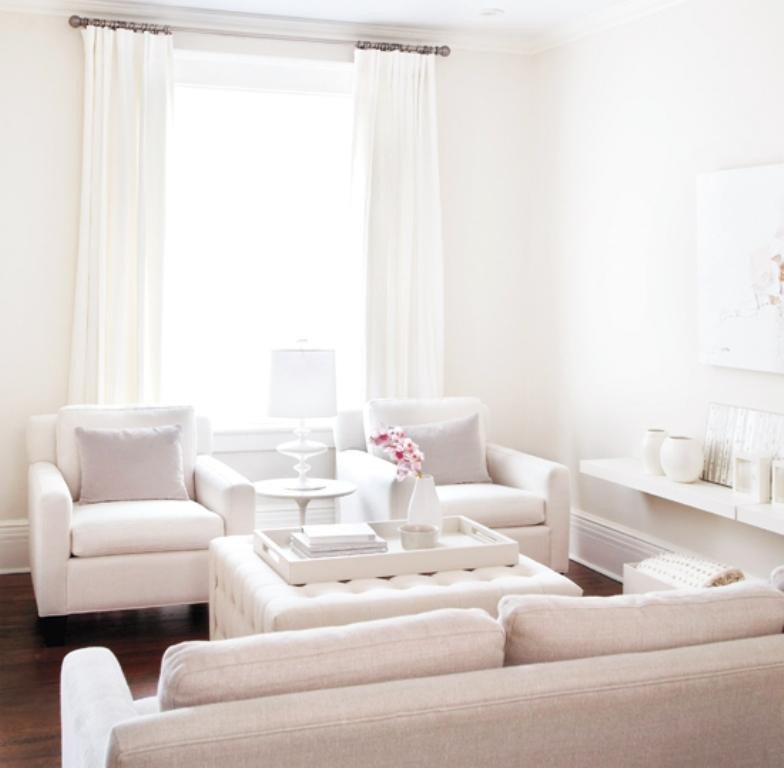 All White Living Room Decor Best Of 15 Serene All White Living Room Design Ideas Rilane