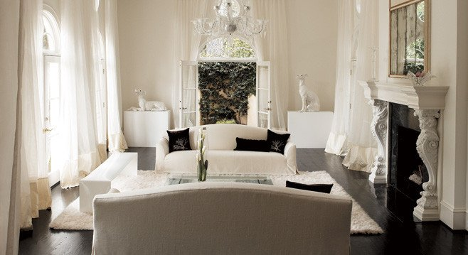 All White Living Room Decor Best Of Decorating All White Rooms Ideas & Inspiration