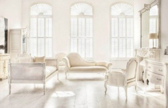 All White Living Room Decor Fresh All Shades White 30 Beautiful Living Room Designs