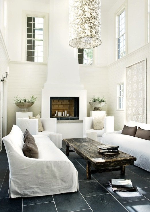 All White Living Room Decor Inspirational Two Story Living Room Design Ideas