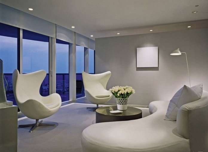 All White Living Room Decor Lovely All White Living Room Design Ideas