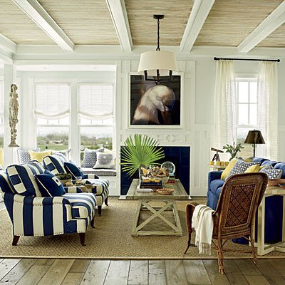Beach House Living Room Decor Beautiful Design Dump Coastal Living Ultimate Beach House