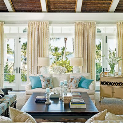 Beach House Living Room Decor Best Of 15 Traditional Seaside Rooms Coastal Living