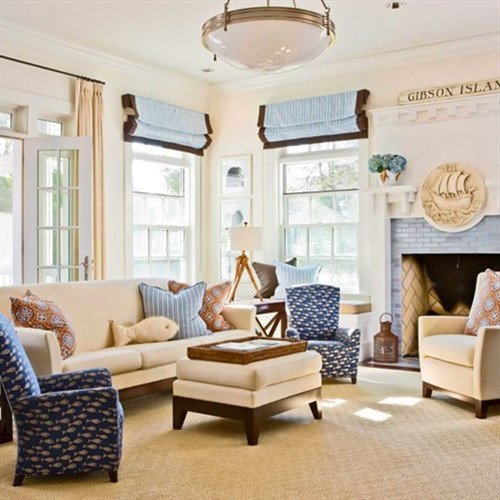 Beach House Living Room Decor Elegant Breezy Beach Living Room Decorating Ideas Interior Design