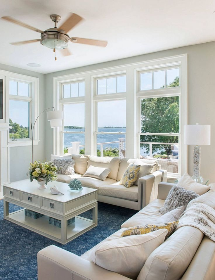 Beach House Living Room Decor Fresh 246 Best Coastal Homes Interiors Images On Pinterest