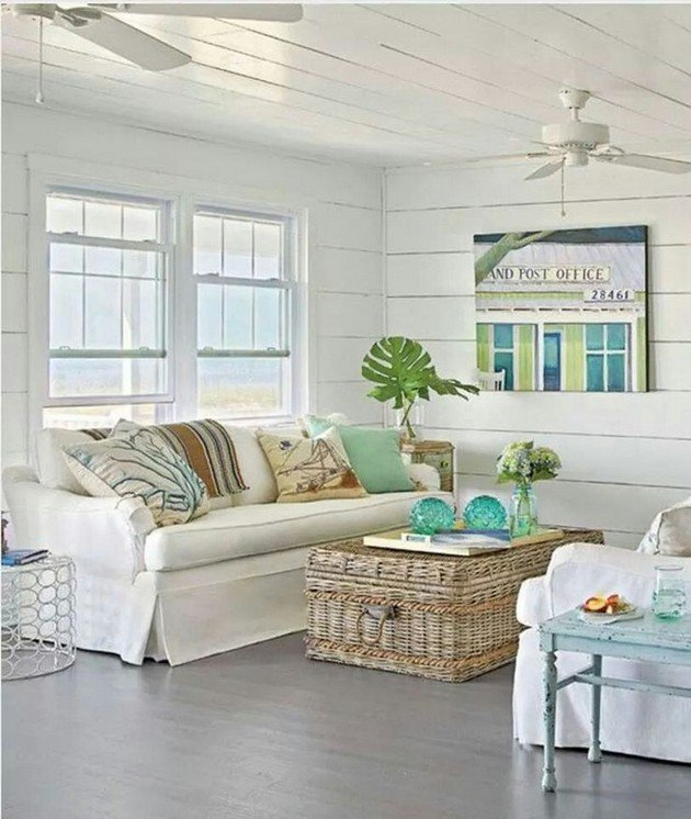 Beach House Living Room Decor Inspirational 34 Beach House Living Room Decor Beautiful Beach Homes