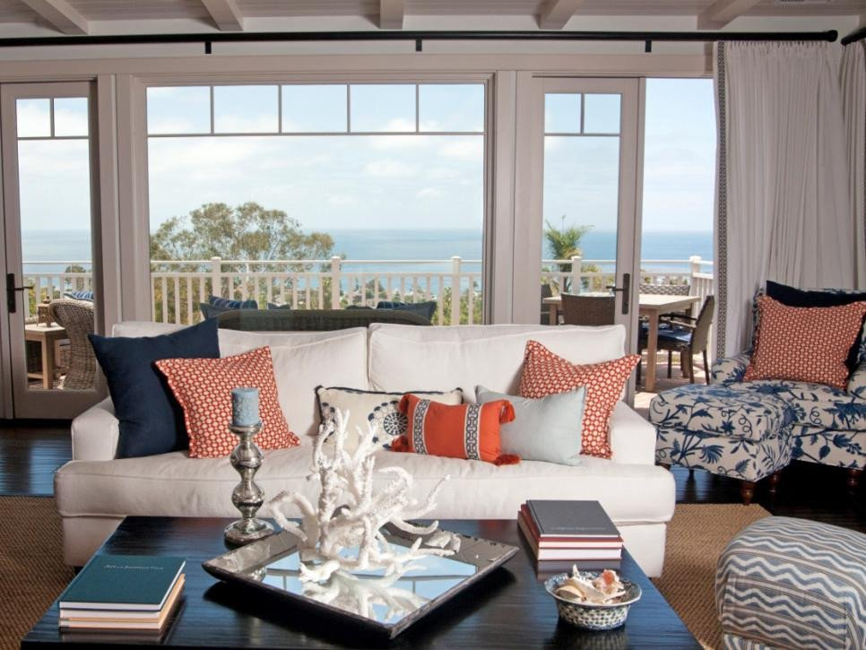 Beach House Living Room Decor New Coastal Living Room Ideas