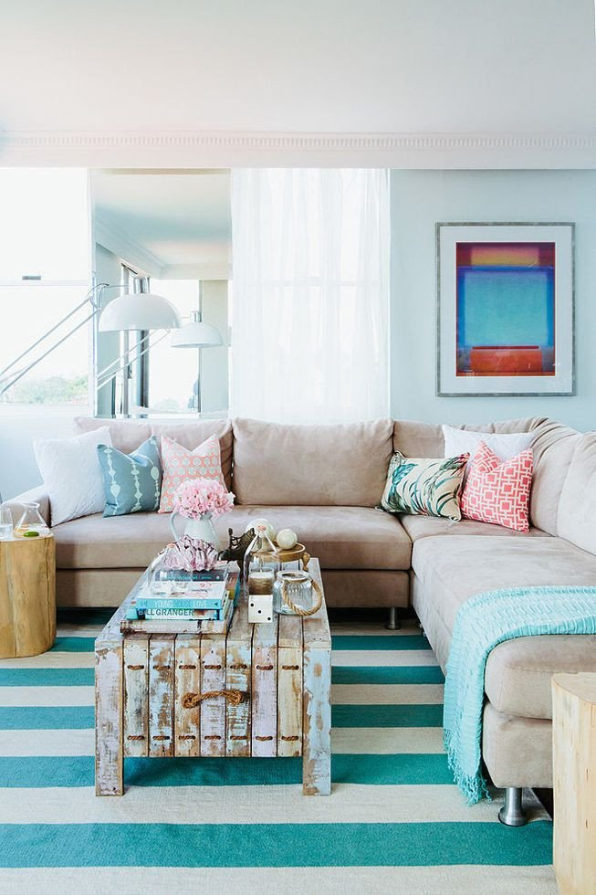 Beach themed Living Room Decor Beautiful Best 20 Beach Apartment Decor Ideas On Pinterest