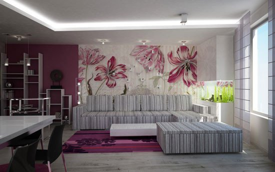 Big Wall Decor Living Room Awesome Living Room Wall Decorating Ideas