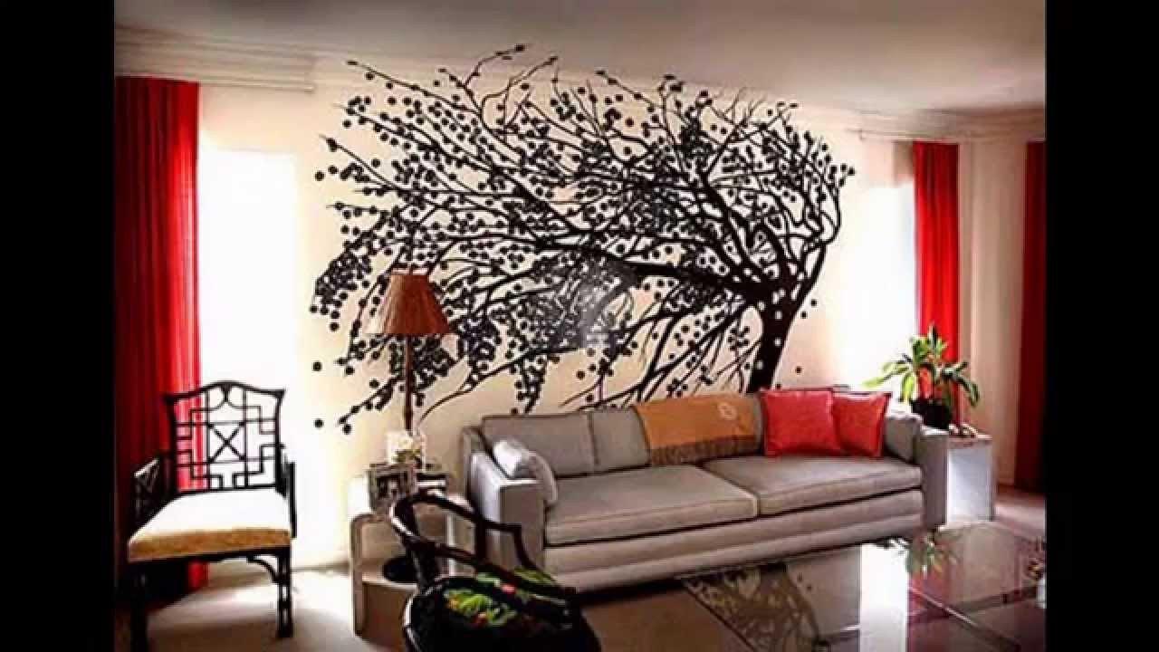 Big Wall Decor Living Room Beautiful Big Wall Decorating Ideas