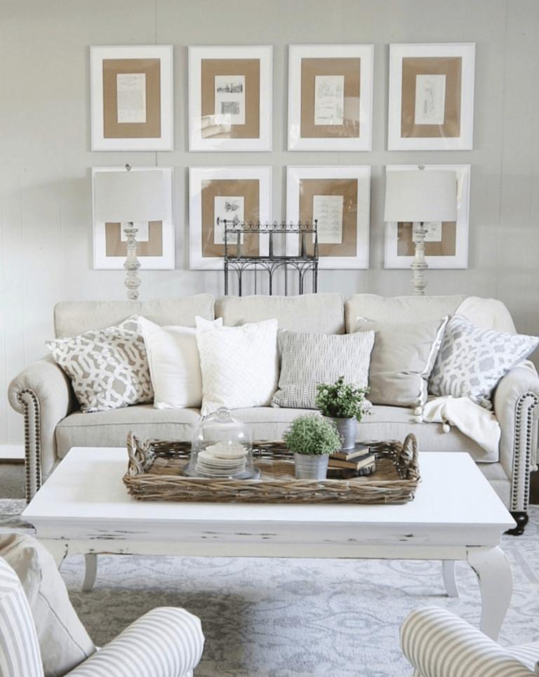 Big Wall Decor Living Room New 33 Best Rustic Living Room Wall Decor Ideas and Designs