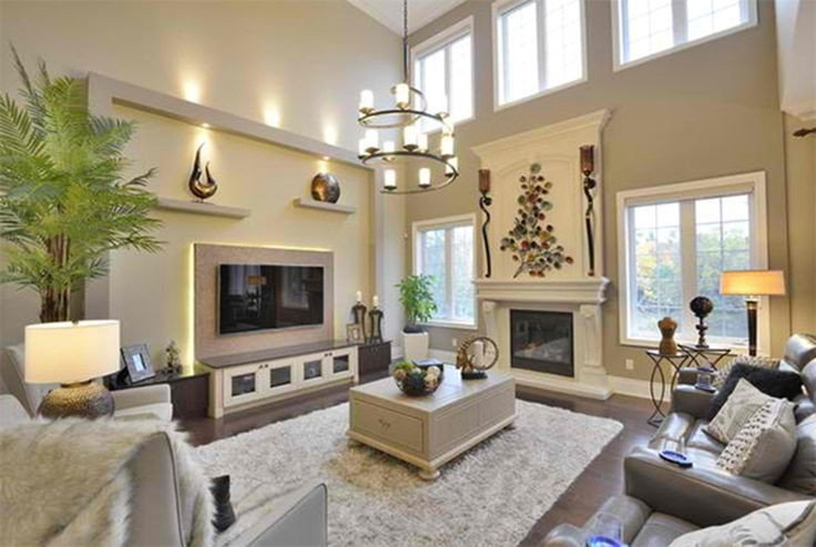Big Wall Decor Living Room New Living Room High Ceiling Decoration for Living Room with