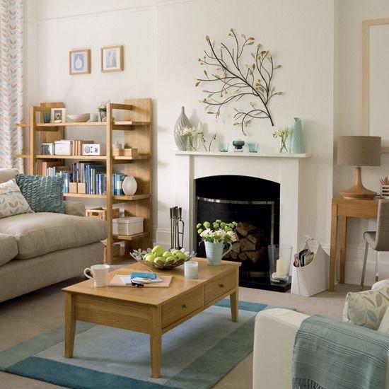 Blue Living Room Decor Ideas Awesome Duck Egg Blue Living Room On Pinterest