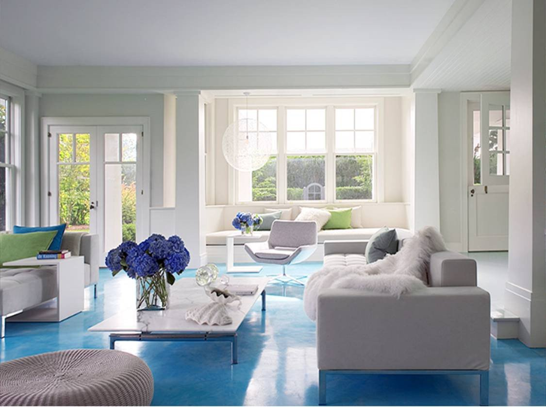 Blue Living Room Decor Ideas Awesome Seaseight Design Blog Reader Request Light Blue Floor