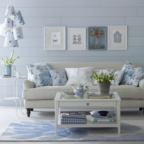 Blue Living Room Decor Ideas Beautiful Mix and Chic Beautiful Living Room Ideas In Every Style