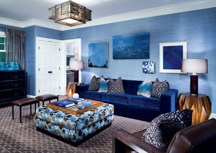 Blue Living Room Decor Ideas Best Of 10 Blue Living Room Ideas and Designs