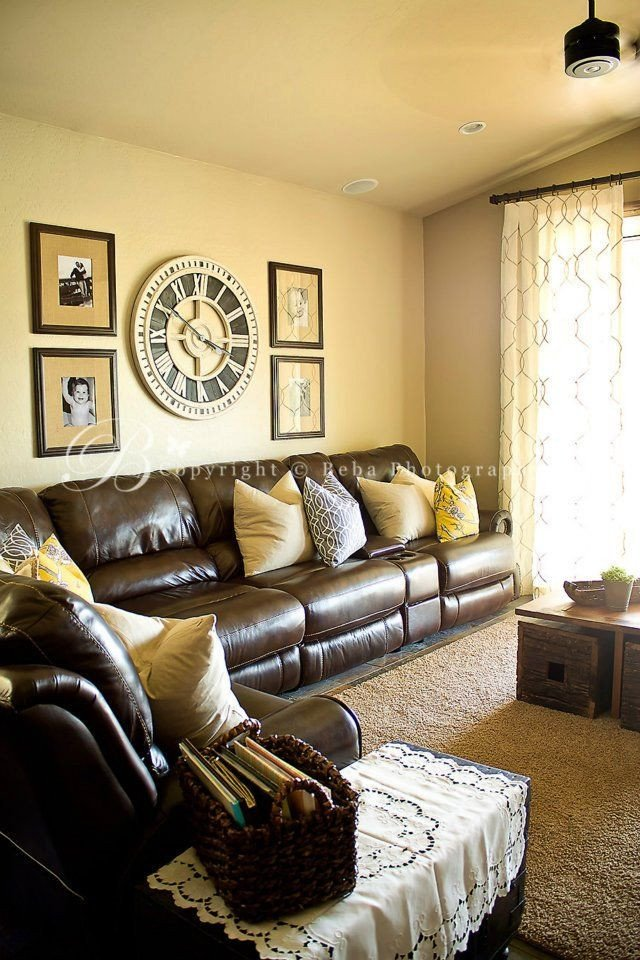 Brown Furniture Living Room Decor Luxury What I Wish Our Family Room Looked Like