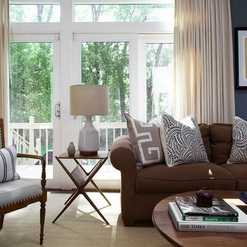 Brown Living Room Decor Ideas Elegant Living Room Design Ideas In Brown and Beige