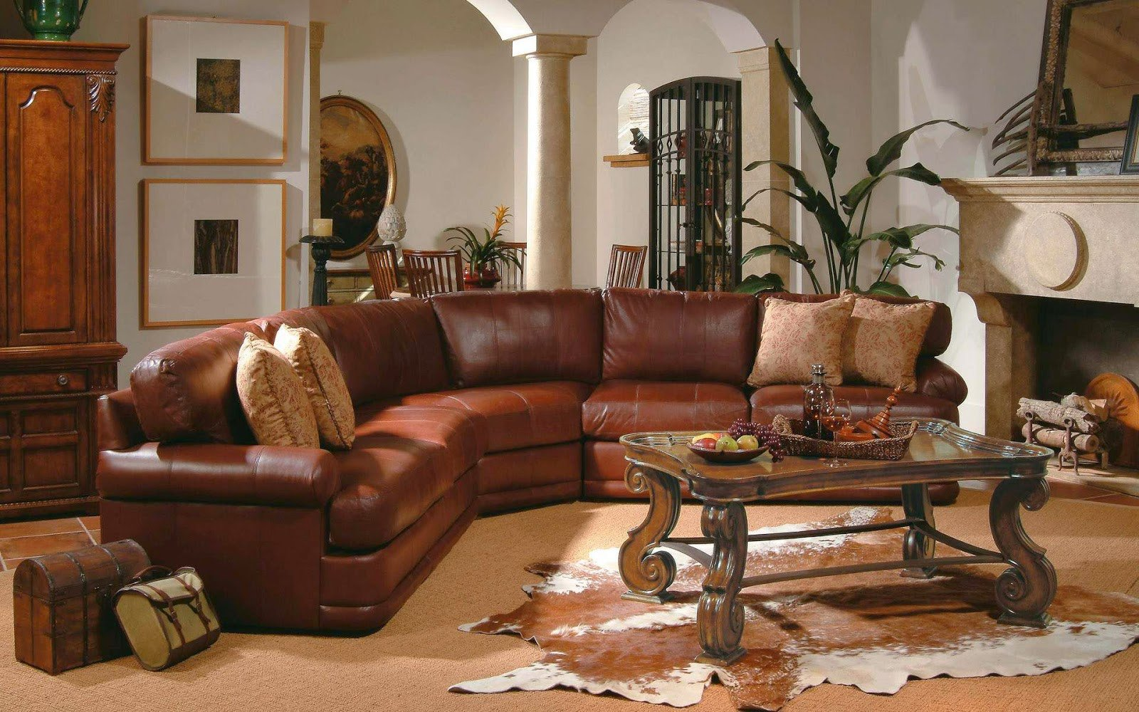 Brown Living Room Decor Ideas Lovely 6 Living Room Decor Ideas with Sectional