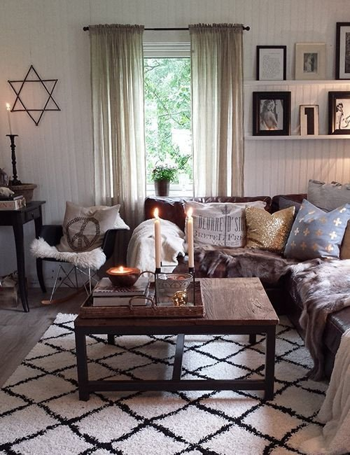 Brown sofa Living Room Decor Beautiful Neutral Living Room with Dark Brown Couches Google