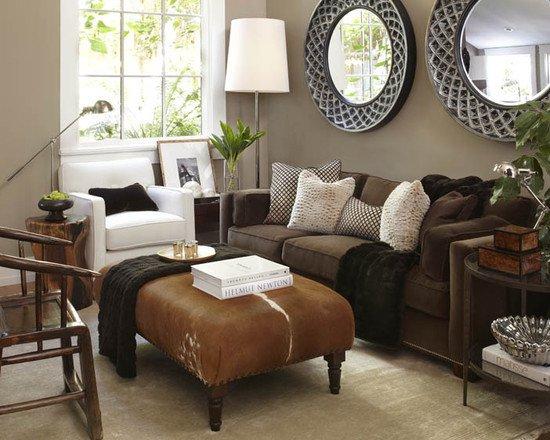 Brown sofa Living Room Decor Unique too Much Brown Furniture A National Epidemic Lorri