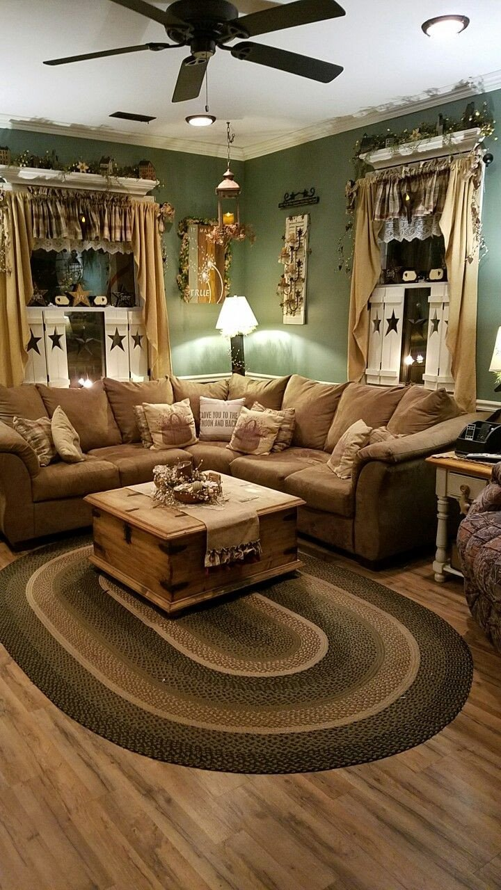 Country Living Room Decor Ideas Beautiful 25 Best Ideas About Country Primitive On Pinterest
