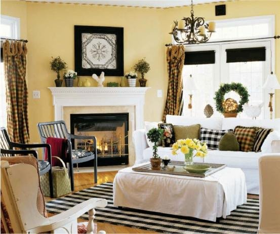 Country Living Room Decor Ideas Lovely Country Style Living Room Decor Home Decorating Ideas