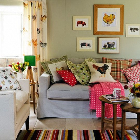 Country Living Room Decor Ideas Unique Country Living Rooms – Decorating Ideas