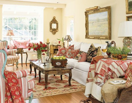 Country themed Living Room Decor Unique French Country Vs Tuscan Styles In Interior Design