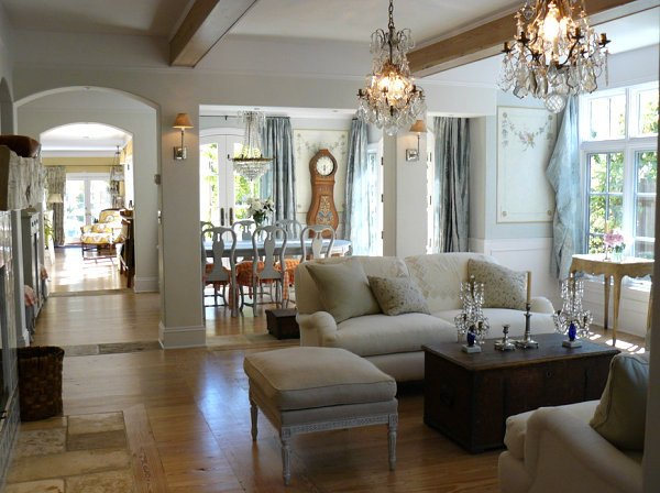 French Country Decor Living Room Elegant French Country Interior Design Ideas