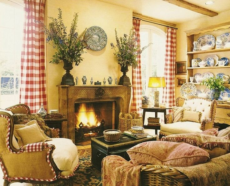 French Country Living Room Decor Beautiful Pinterest • the World's Catalog Of Ideas