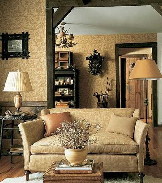 French Country Living Room Decor Best Of 17 Cozy Country Style Living Room Designs
