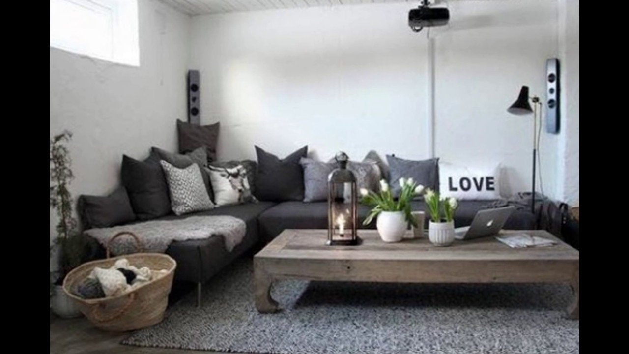 Grey Couch Living Room Decor Elegant Charcoal Grey Couch Decorating I Decor I Decorative