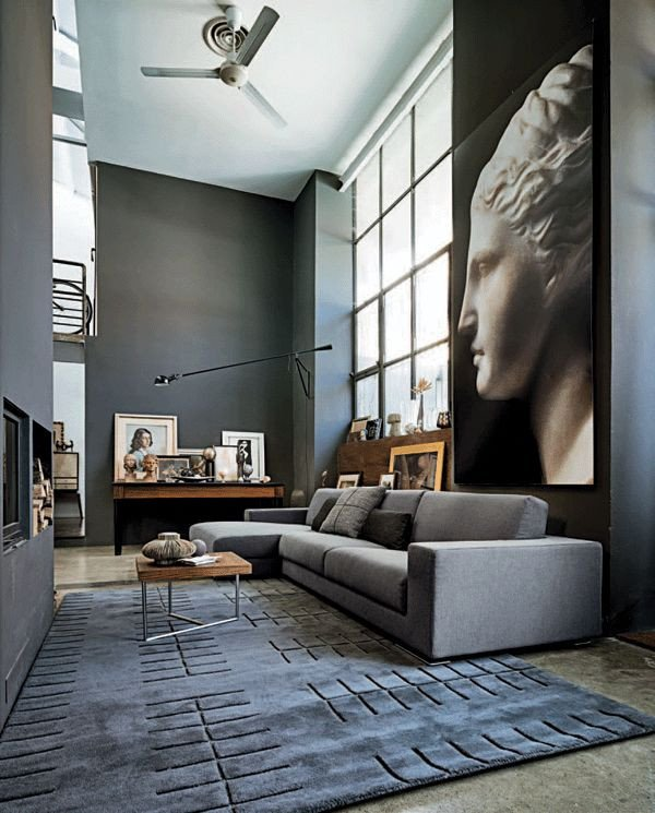 Grey Couch Living Room Decor Unique 69 Fabulous Gray Living Room Designs to Inspire You