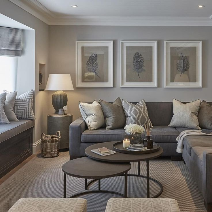 Grey Living Room Decor Ideas Awesome Best 20 Gray Living Rooms Ideas On Pinterest