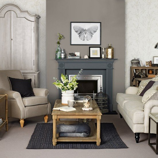 Grey Living Room Decor Ideas Beautiful Brown and Grey Living Room