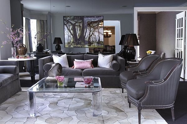 Grey Living Room Decor Ideas Elegant 21 Gray Living Room Design Ideas