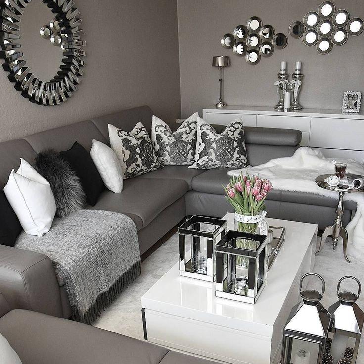 Grey Living Room Decor Ideas Fresh Grey and White Living Room Ideas Interior