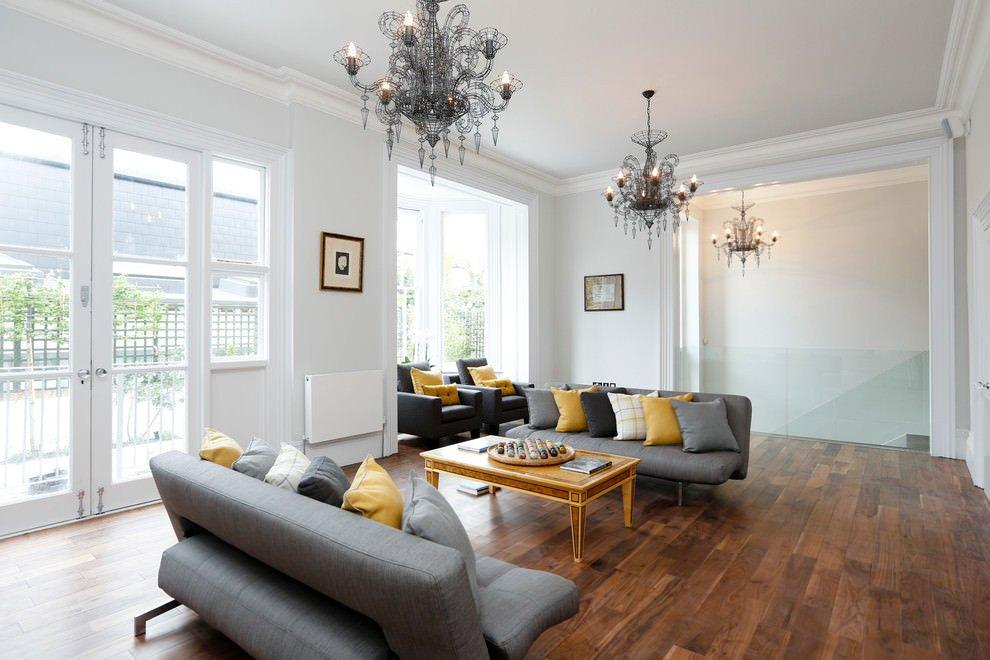 Grey Living Room Decor Ideas New 24 Gray sofa Living Room Designs Decorating Ideas
