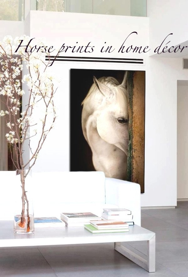 Horse Decor for Living Room Awesome Horse Prints In Home Décor Trendsurvivor