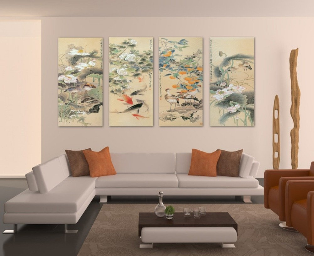 Large Living Room Wall Decor Awesome Aliexpress Buy 2016 Canvas Painting Cuadros