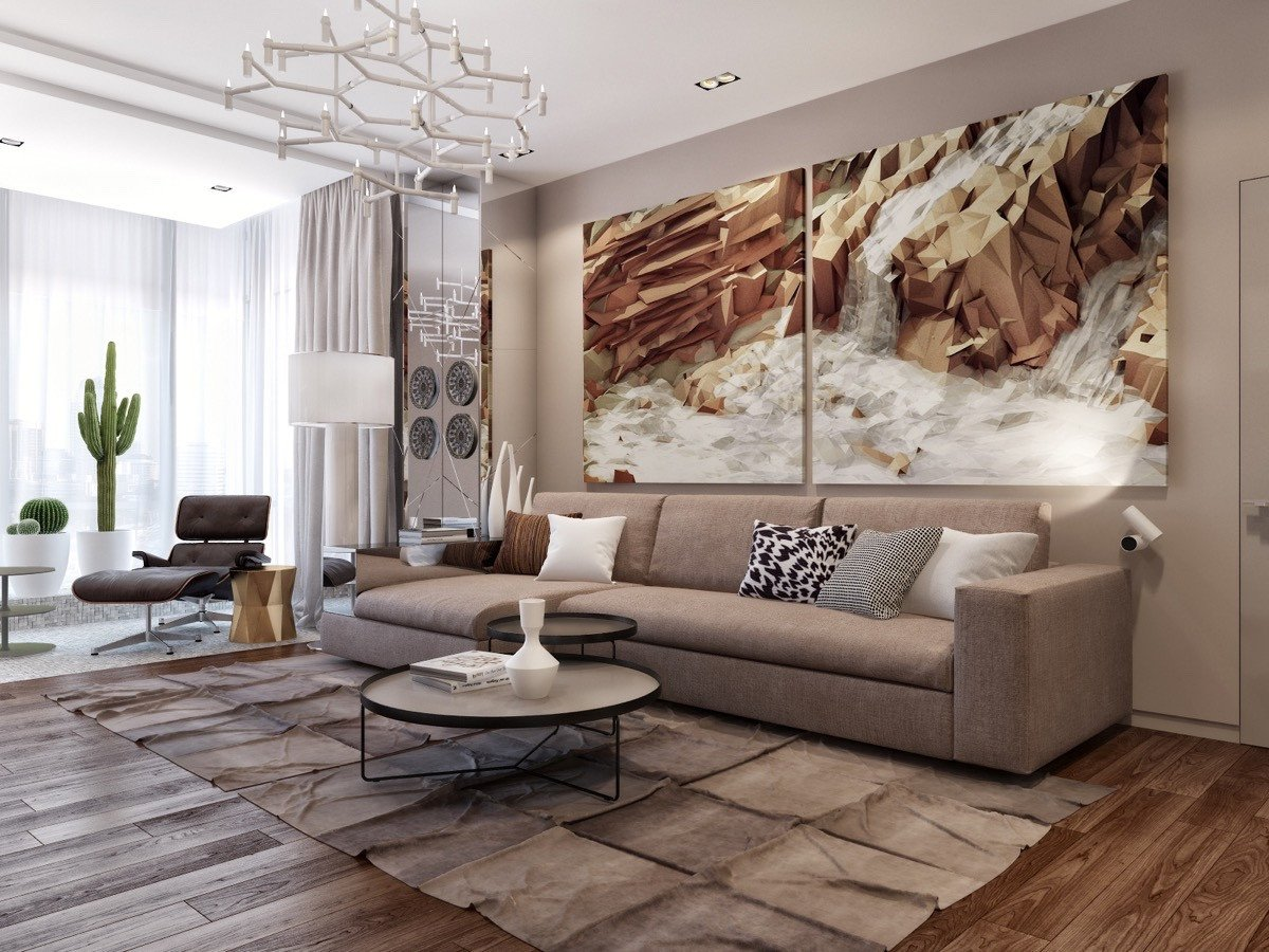 Large Living Room Wall Decor Beautiful Wall Art for Living Rooms Ideas & Inspiration