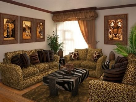 Leopard Decor for Living Room Elegant Decorating with Leopard Print Leopard Home Decor Leopard