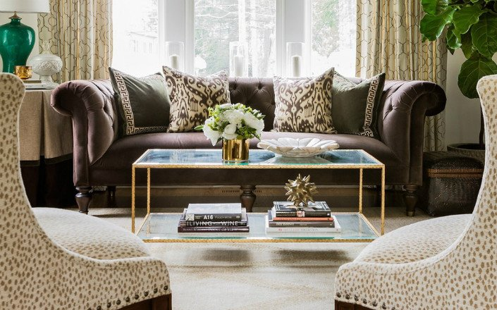 Leopard Decor for Living Room Elegant Leopard Print Living Room Decorating Ideas