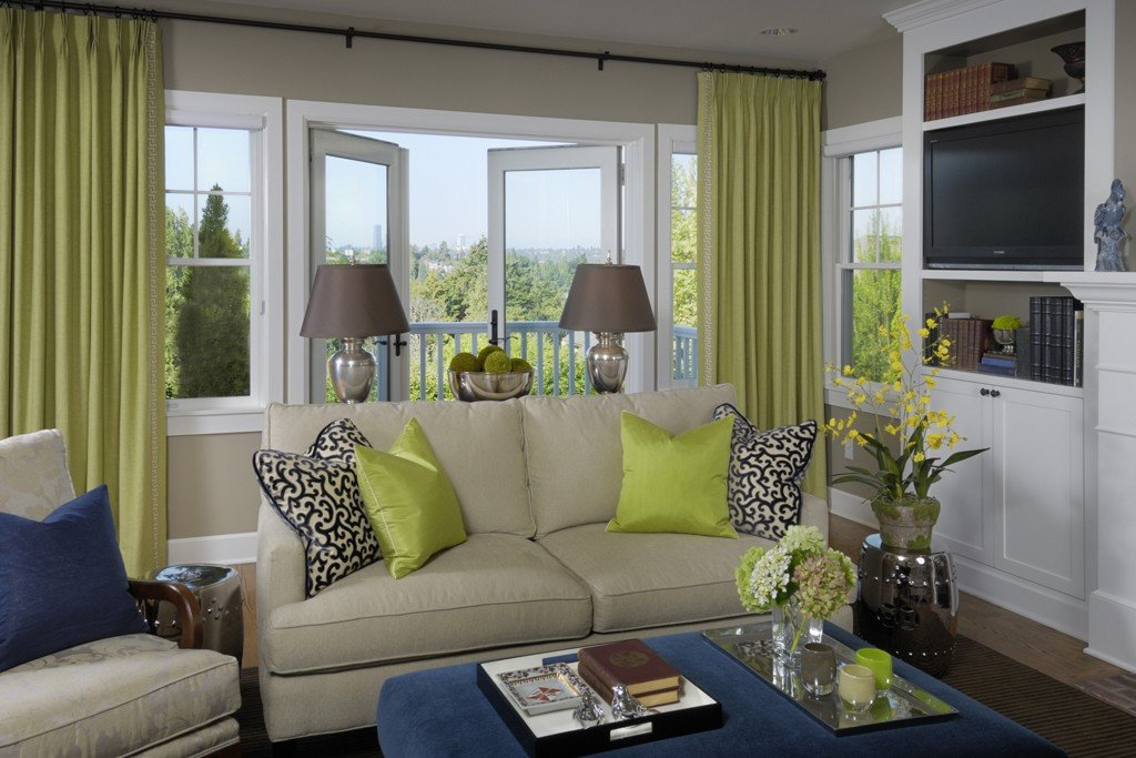 Lime Green Living Room Decor New Battle Of the Interiors Seahawks Colors Vs Patriots