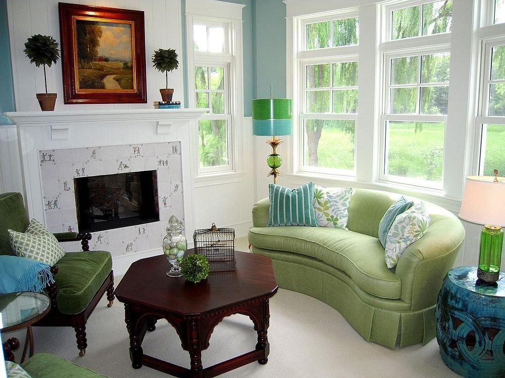 Lime Green Living Room Decor Unique Vibrant Trend 25 Colorful sofas to Rejuvenate Your Living