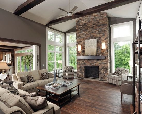 Living Room Decor with Fireplace Awesome 78 Ideas About Living Room Designs On Pinterest
