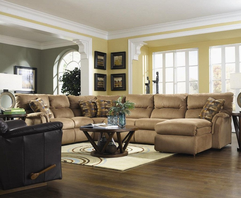 Living Room Decor with Sectional Best Of Furniture fortable Sectional Couches for Elegant