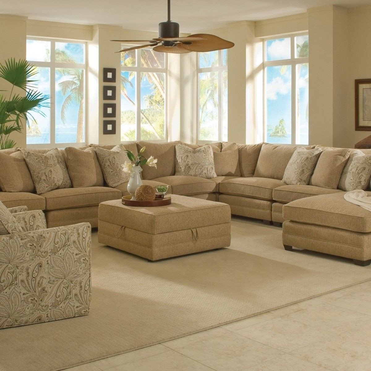 Living Room Decor with Sectional Luxury Magnificent Sectional sofas